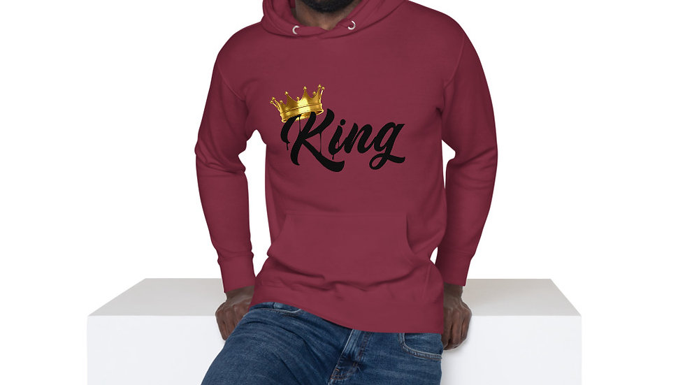 Crowned King Hoodie
