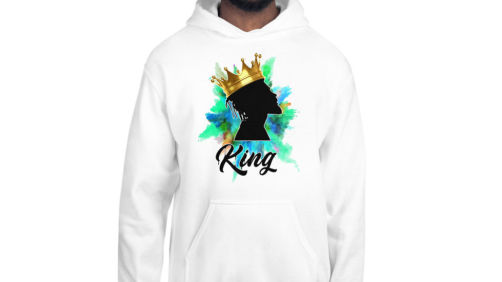 King Powdered Hoodie