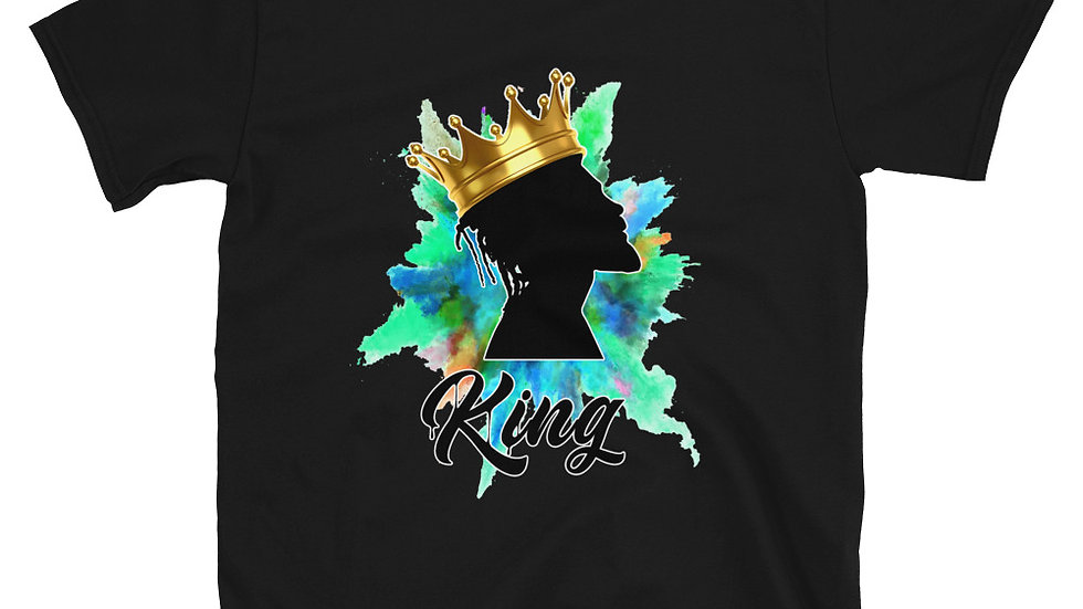 Short Sleeve King T-Shirt