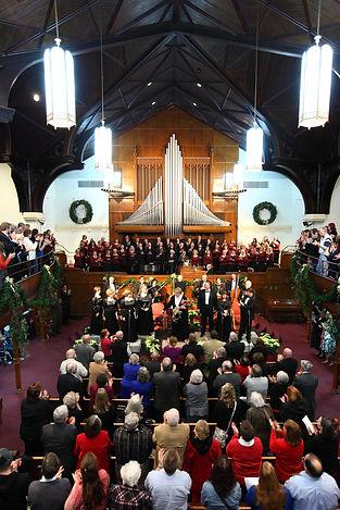 Singing the Messiah