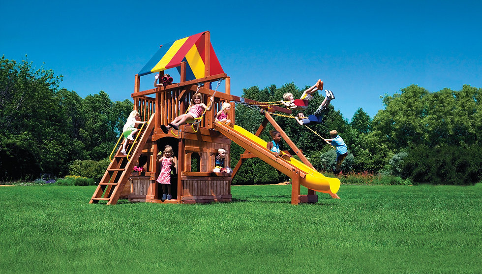 Granite State Rainbow Play Systems