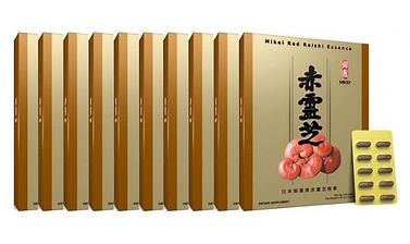 10 Mikei red reishi special offer
