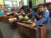 GVLAS Junior Harmonium class