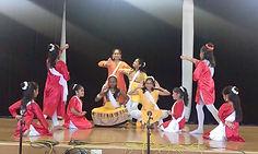 GVLAS Bharatnatyam dance class