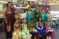 GVLAS Hindi language Class K-1