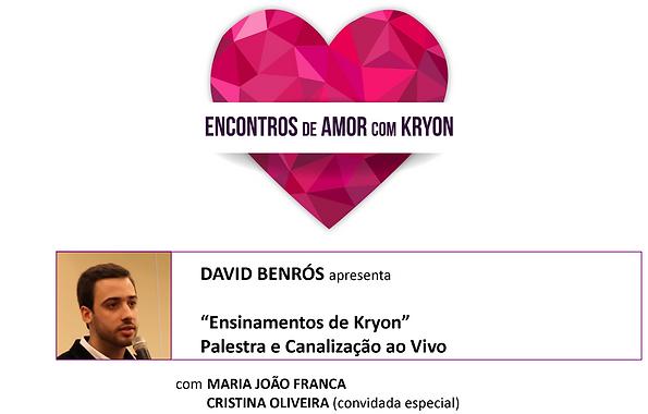 David Benrós e Kryon