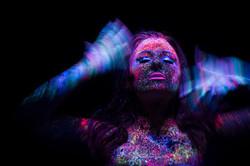 Glow, Artist Jennifer Little