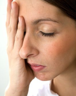 Treating Tension Headaches With Self-Massage