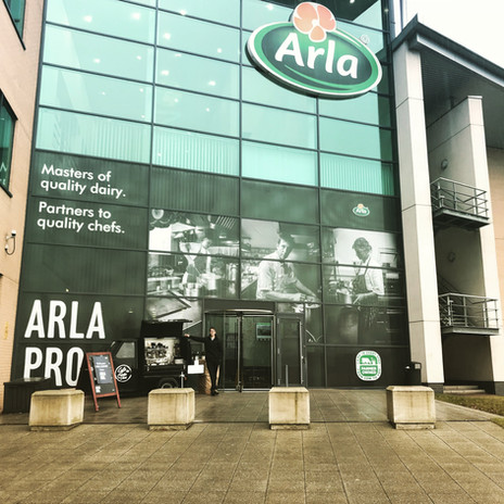 Arla Product Launch