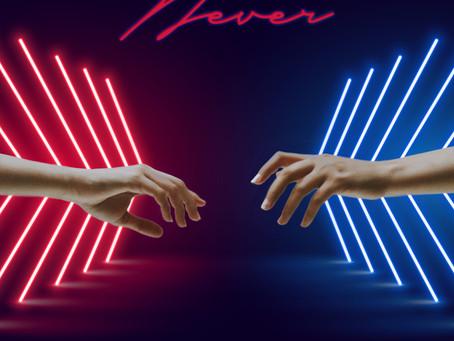 SYNTRONIX & LAU unite in nostalgic power pop ballad 'Never'