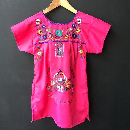Girls Dress - Pink