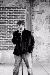 Live Vocal Performance Photo Shoot