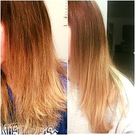 split end mender, splitender, split ends repair, damaged hair, frizzy hair