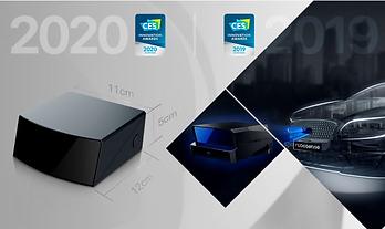RoboSense, CES 2021에서 Automotive 등급 고성능 솔리드 스테이트 LiDAR의 양산 버전 발표
