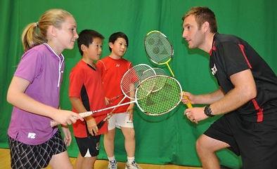 supreme sport group badminton coaching.j