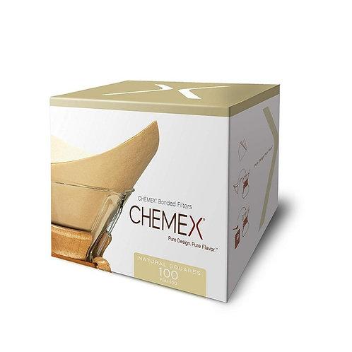 Фильтры для Chemex, 100 шт.