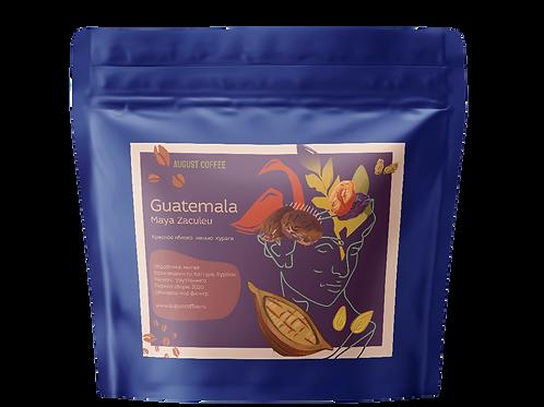 Guatemala Maya Zaculeu