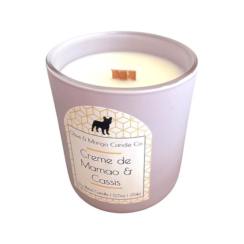 Creme de Mamao & Cassis Jar Candle