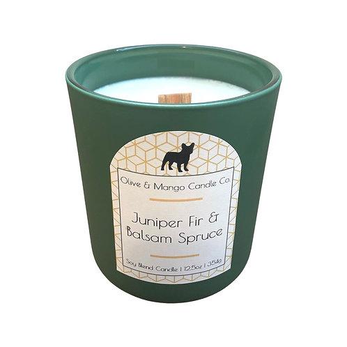 Juniper Fir & Balsam Jar Candle