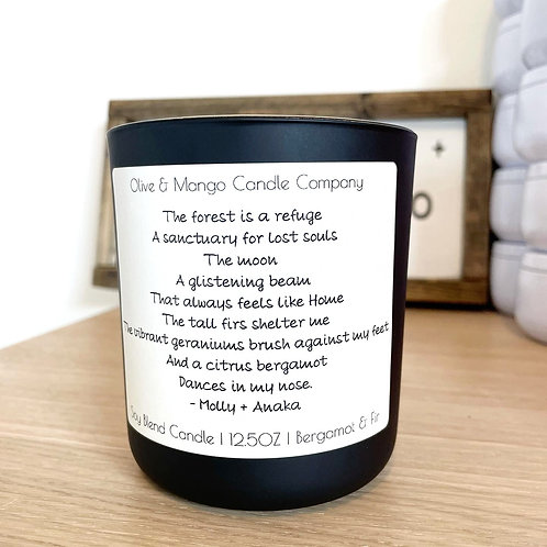 The Molly + Anaka Candle
