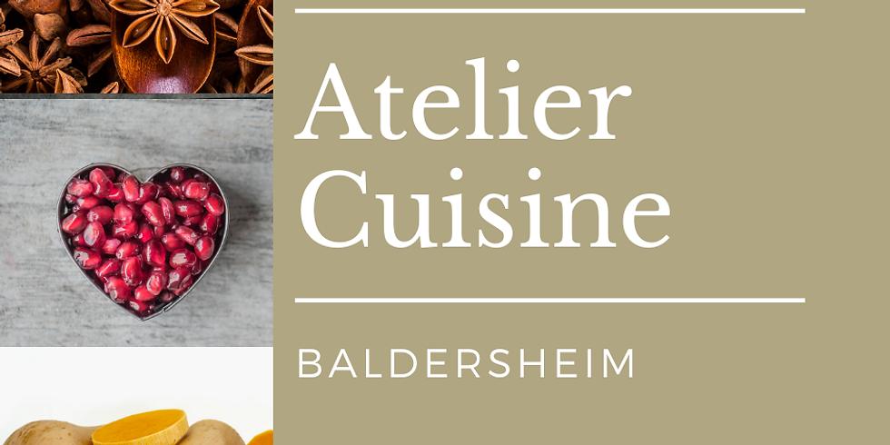 """Atelier 1 """"On cuisine et on mange ensemble"""""""