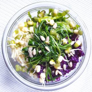 biocaux repas à emporter bio végétarien végan de saison