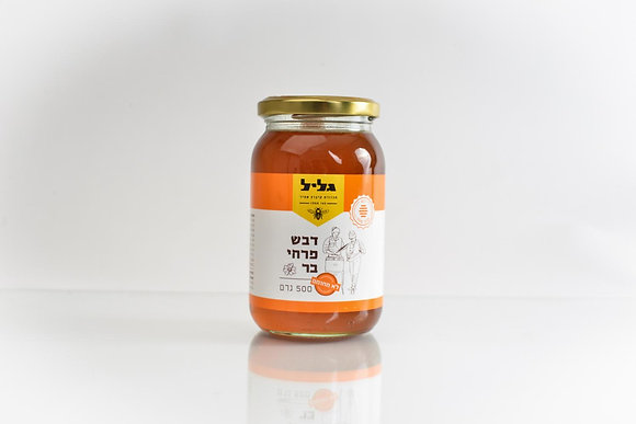 """דבש פרחי בר 1/2 ק""""ג"""