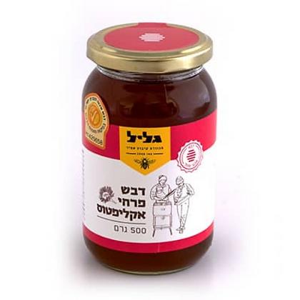 """דבש פרחי אקליפטוס 1/2 ק""""ג"""