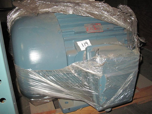 Refurbished Delco AC Motor MOD# 1G7454 50 HP 1200 RPM 405U Frame 3 Phase