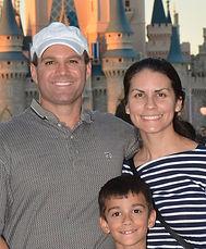 Business Card Photo - Family Disney  201