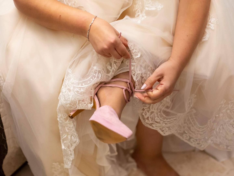 Zapatos de encargo con estilo
