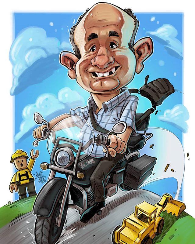 #caricatura #caricaturadigital #caricatu