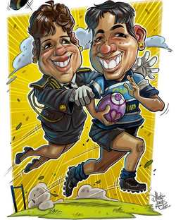 #caricatura #caricaturadigital  #regaloo