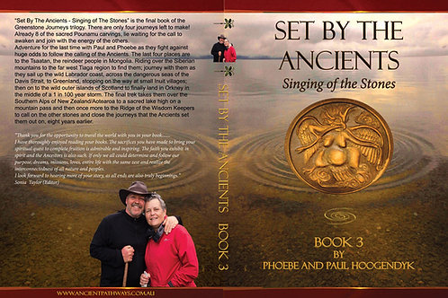 Book 3 Set By The Ancients Singing of the Stones PDF version