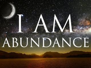 Abundance: It is all around...look!