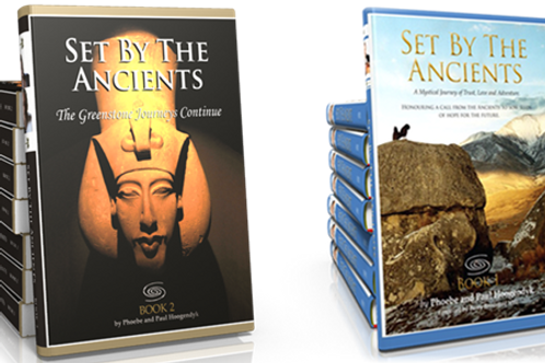 """Set By The Ancients"" Books 1 & 2"