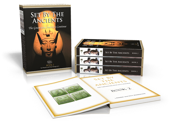 BOOK 2 of Set By The Ancients