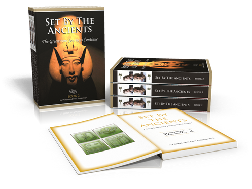 Set By The Ancients Book 2