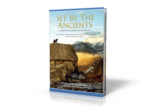 """Set By The Ancients"" Book 1"