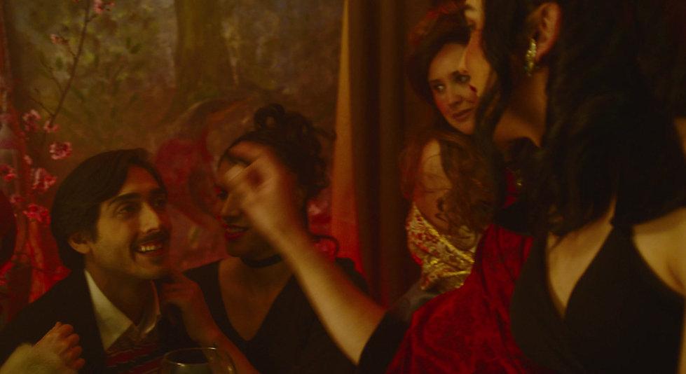FANTASÍA DUBOIS,  obra audiovisual compuesta de varios  cuadros musicales en movimiento.