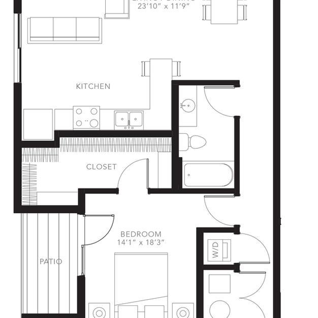 A12 Floor Plan