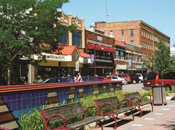 Downtown Ames
