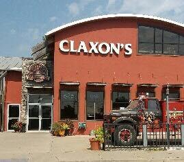 Claxon's BBQ