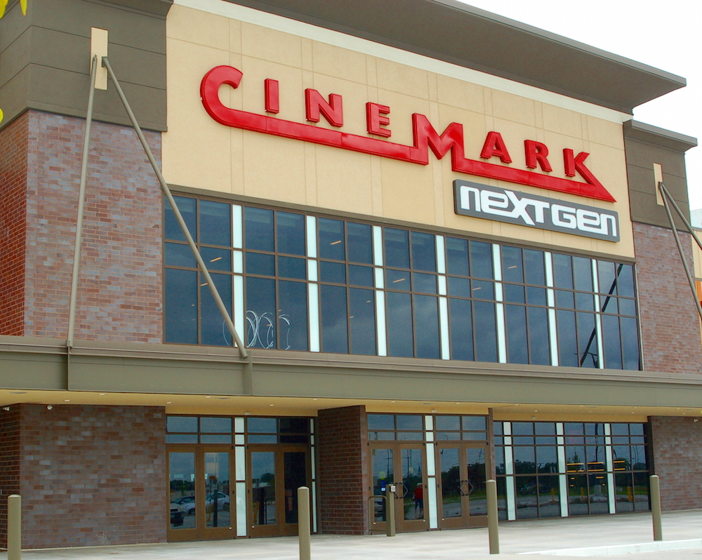 Cinemark Nextgen Theater