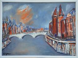 #85 - La Seine à Paris