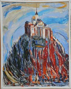 Le Mont Saint-Michel (1943)