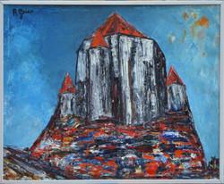 59# - La forteresse - 60x73 - 1973