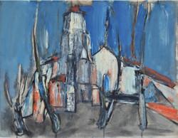 #252 - Saint-Pierre de Montmartre (huile