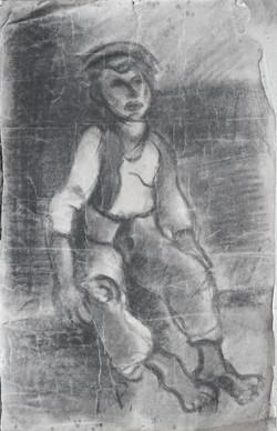 Un gamin de Montmartre