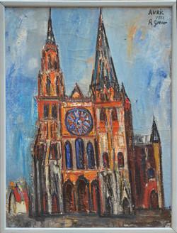 Cathédrale de Chartres (1961)